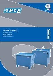 vasche lavaggio - Omcn