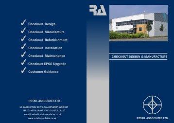 retail associates-design & Manufacture1.cdr - Retail store checkout ...