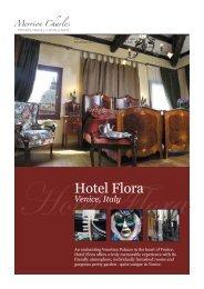 Hotel Flora - Merrioncharles.com