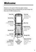 Motorola RAZR V3 Manual - Virgin Media - Page 3