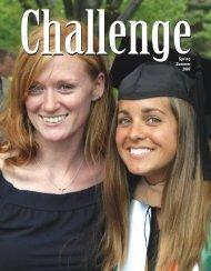 Challenge - Spring/Summer 2007 - Tiffin University