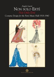 Not Only Erté Costume Design for the Paris Music Hall 1918-1940