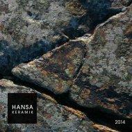 hansa keramik produktkatalog 2012 - Bygghemma