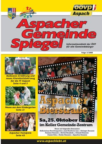 Aspacher - ÖVP Aspach