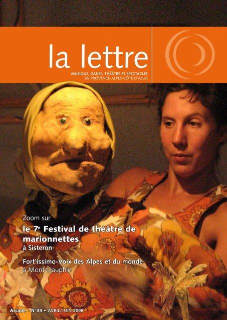 La Lettre n°34 - Arcade Provence-Alpes-Côte d'Azur - Arcade PACA