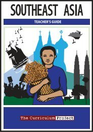 TEACHER S GUIDE - The Curriculum Project