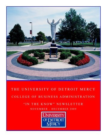Vol. 8, issue 2 - College of Business Administration - University of ...
