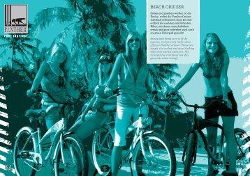 BEACH CRUISER - Zweirad Schwarz