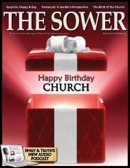 Happy Birthday Church! - Spirit & Truth Fellowship International