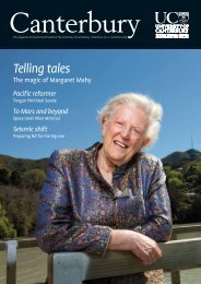 Telling tales - Communications and Development Department ...