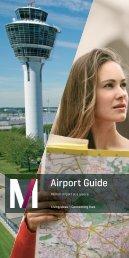 Munich Airport at a glance - Flughafen München