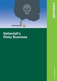 FINAL Vattenfall Risky Business_komplett