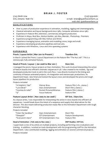 resume r home page - Resume Address