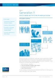 generation y colliers international | white paper | issue 3