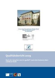 Universitäre Psychiatrische Kliniken Basel Wilhelm Klein-Strasse 27 ...