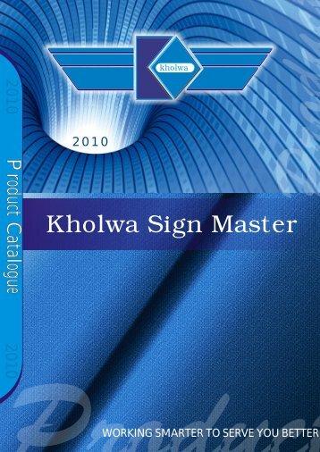 0861 00 50 55 - kholwasign.co.za