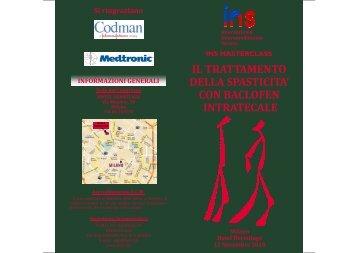 con bclofen intrtecle - International Neuromodulation Society