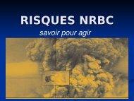 risques nrbc - Association Nationale des Médecins du Secours en ...
