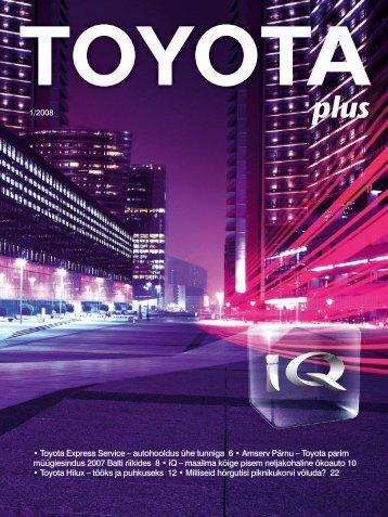 Toyota Plus 01/2008.pdf - Hat Auto AS
