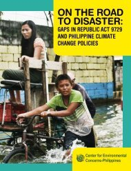 cec climate change policy paper complete.pdf - Center for ...