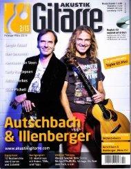 The Guitar Company of America - Ueli von Allmen