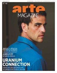 Extrait du magazine ARTE MAG N°48 et interview de Didier ... - Criirad