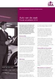 SRAC_1007 auto van de zaak:A4 leaflet - Webkey