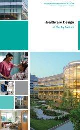 Healthcare Design - Shepley Bulfinch