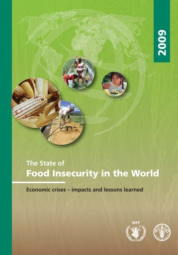 State of Food Insecurity in the World 2009 - FAO.org