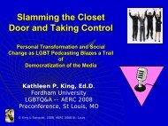 Presentation file - Fordham University Faculty