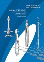 Dental Teil 1 - Frix Surgical Instruments