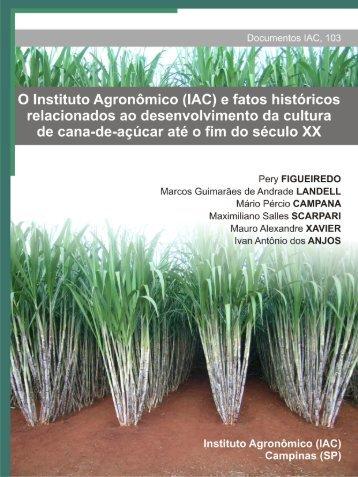 Documentos IAC 103 - Governo do Estado de São Paulo