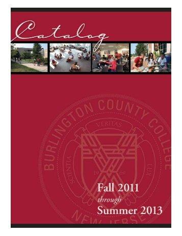 Computer Science - Burlington County College