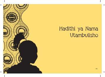 Hadithi ya Nama Utambulisho - Raising Voices