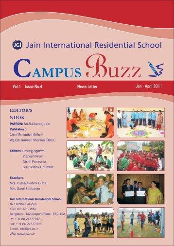 campus - Jain International Residential School