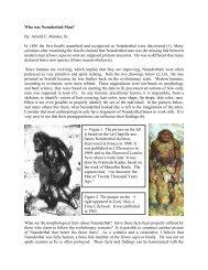 Who was Neanderthal Man? - Noah's Ark & Early Man