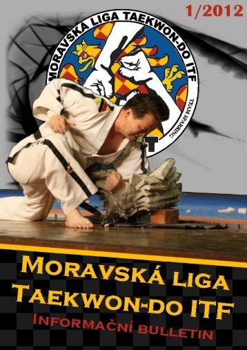 Bulletin (10 MB) - Český svaz Taekwon-Do ITF