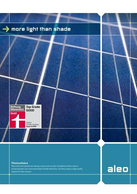 here - Aleo Solar