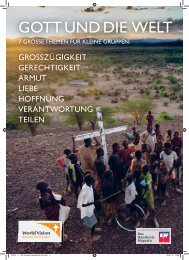 Auszug lesen! - World Vision