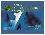 On-Farm Erosion Control Practices