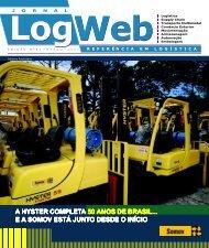 Edição 61 download da revista completa - Logweb