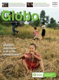Quelles solutions à la crise alimentaire ? Quelles solutions à la crise ...