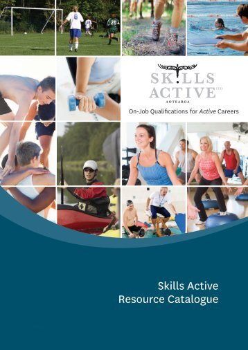Info Book Skills Active Resource Catalogue