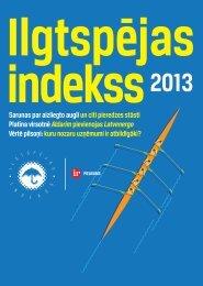 Ilgspējas indekss pārskats 2013 - Latvijas Brīvo Arodbiedrību ...
