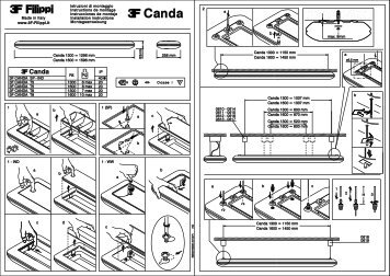 IMI0018000 FG.ISTRUZ. CANDA I018 10-03.dgn - 3F Filippi S.p.A.