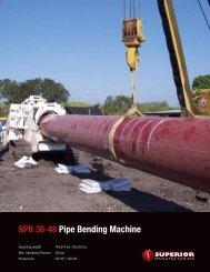 SPB 36-48 Millennium Series - Worldwide Machinery