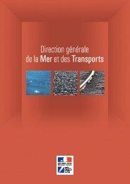 Direction générale de la Mer et des - Vie publique