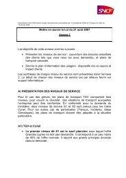 rponse DGMT - SNCF.com