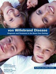 von Willebrand Disease - NHIA