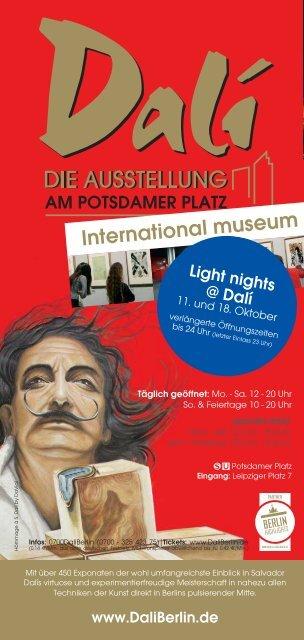 Berlin leuchtet Guide (PDF)